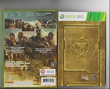Gears of War 3 Xbox 360/x box 360 cotés 18