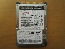 Hitachi 40GB IDE 2.5 Laptop Hard Disk Drive HDD DK23EA-40 (I101)