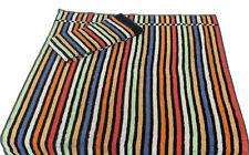 MISSONIHOME RILY 160 HAND + BATH TOWEL SET 100% COTTON  BRANDED PACK