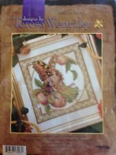 Teresa Wentzler Autumn Faerie counted cross stitch kit, SEALED