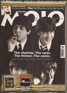 Mojo Magazine with Beatles Poster N0.108 Nov 2002  (  SEALED   )