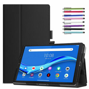 """Case For Lenovo TAB M10 FHD Plus (TB-X606) 10.3"""" Tablet Case Leather Stand Cover"""