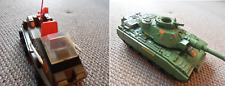 Action Force Tank & AF5 Multi-Mission Vehicle (Vintage 1980s) - PRICED TO SELL!