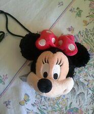 Disneyland Plush Suffed Mini Mouse Purse Walt Disney World