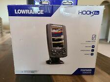 Lowrance Hook4x Fish Finder Sonar