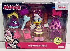 Disney Junior Minnie Royal Ball Daisy Play Set Fisher-Price (NEW) Ships FREE