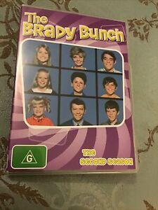 The Brady Bunch : Season 2 (DVD, 2008, 4-Disc Set)