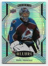 20/21 UPPER DECK ALLURE DOUBLE RAINBOW PARALLEL (#101-150) U-Pick From List