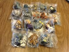 2005 Burger King  Star Wars  (Episode 3)  - lot of 17 toys - All MIP - Bulk Sale