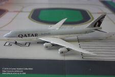 Phoenix Qatar Airways Boeing 747-8 Passenger Current Color Diecast Model 1:400
