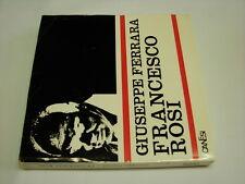 (Francesco Rosi) Giuseppe Ferrara 1965 Canesi Mondo del cinema 1 ed.
