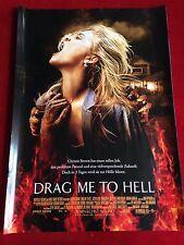 Drag me to Hell Kinoplakat Filmplakat A1 Sam Raimi