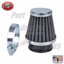 2 Inc Air Filter 110/125/Performance Scooter Filter 35mm carb side Chinese Atv