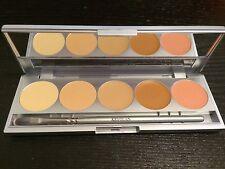 Kryolan 19015 HD Micro Foundation Face Stage Makeup Cache Palette - TNN
