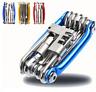 Tools Repairing Set 15 In 1 Bike Repair Tool Kit Wrench Screwdriver For Cycling