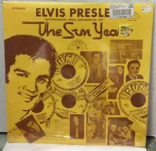 Elvis Presley The Sun Years Sealed Record SUN1001