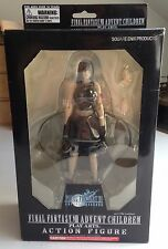 Final Fantasy VII 7 Adviento niños Tifa Lockhart Play Arts Figura Mib Sin Abrir