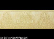 Antique Cream  Wallpaper Border (13cm x 4.57m)