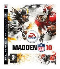 Madden NFL 10 (Sony PlayStation 3, 2009)