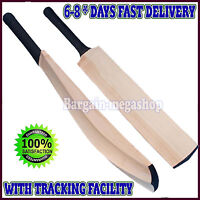Custom Made English Willow Cricket Bat (NURTURED IN INDIA) Full Size knock & Oil