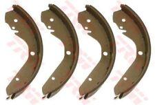 VW BEETLE 1302 1.2 Brake Shoes Rear 69 to 72 Set QH 113698537CX 113698537QX New