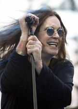 OZZY OSBOURNE UNSIGNED PHOTO - 7848 - FLYING HIGH AGAIN & FIRE IN THE SKY