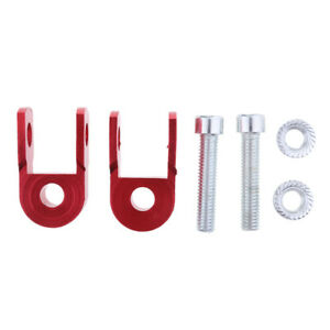 Motorcycle Pit Bike Shock Absorber Height Extension Extender Riser 55mm Red