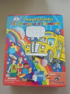 NEW The Magic School Bus The Mysteries of Rainbows Kit Young Scientists Ages 5+