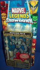 MARVEL LEGENDS SHOWDOWN figure BEAST Grey Gray booster pack 2006 NEW HTF