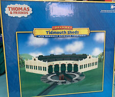 Bachmann HO Thomas & Friends Deluxe Tidmouth Sheds With Turntable