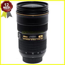 Obiettivo Nikon AF-S Nikkor 24/70mm f2,8 G ED N zoom FX per fotocamere reflex