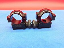 Parker Hale Scope Rings 3/4 inch RBN