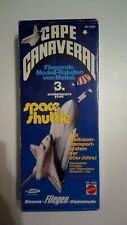 Vintage Cape Canaveral Space Shuttle Verpackung von Mattel