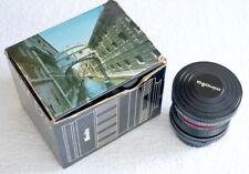 RARE Minolta Rokkor MD Fisheye 7.5mm F4 converted Nikon 8mm Ai-S AI F mount Lens