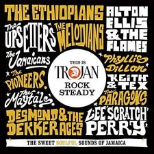 This Is Trojan Rock Steady - Various Artists (NEW 2CD)