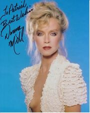 DONNA MILLS Autographed Signed KNOTS LANDING ABBY EWING Photograph - To Patrick