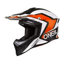 O 'Neal Crosshelm ENDURO 10 Series Oneal Flow arancio KTM tg. XS 53-54 cm