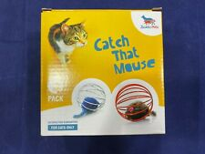 Cat Toy Megapack - Interactive Toy For Cats | 4 Toys included NEW!