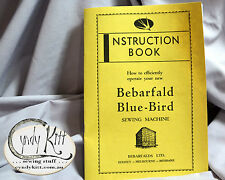 Bebarfald Blue-Bird Instruction Book