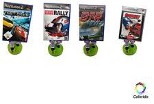 Playstation 2 Autorennen Motorradrennen Racing Games Spiele Sammlung Konvolut