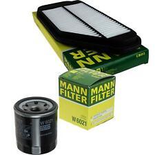 MANN-Filter Set Ölfilter Luftfilter Inspektionspaket MOL-9694649