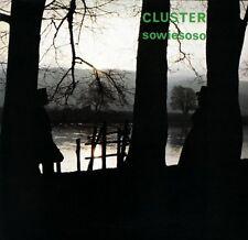 CLUSTER - SOWIESOSO  CD NEU