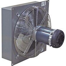 "18"" Exhaust Fan - 3,200 CFM - 1/3 HP - 115 / 230 Volts - EXPLOSION PROOF PANEL"