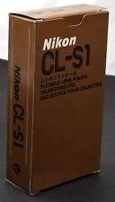 Nikon CL-S1 Flexible Lens Pouch - New