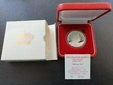 2012 HONORE II - 10 Euro Monaco Silber PP OVP - Auflage 6.500 Ex.