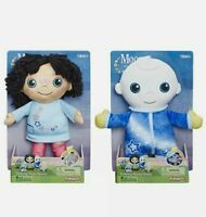 Moon and Me Talking Plush Toy - Choice of Pepi Nana or Moon Baby - One Supplied