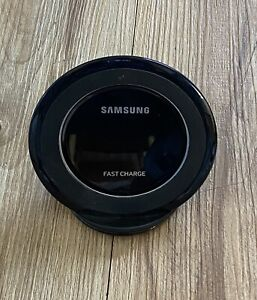 Samsung EP-NG930 Fast Charge Qi Wireless Charging Stand Pad Black Sapphire
