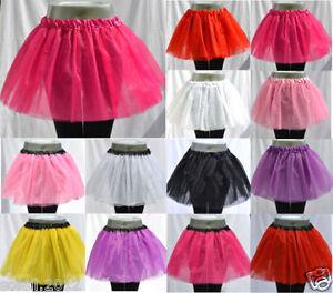 Tütü Tutu XS XL Ballettrock Tüllrock Petticoat Ballett Fasching Karneval Rock