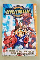 Digimon Tamers Vol 1 Akiyoshi Hongo English Manga Tokyopop Graphic Novel Trade