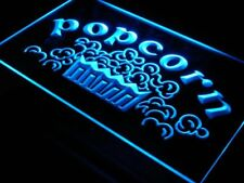 i135-b Popcorn Shop Snack Cafe Lure NEW Neon Light Sign